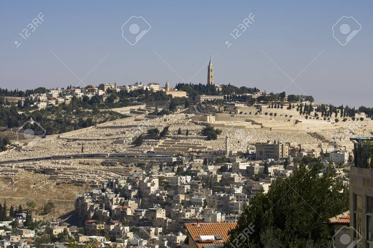 Old city of Jerusalem Stock Photo - 15579777