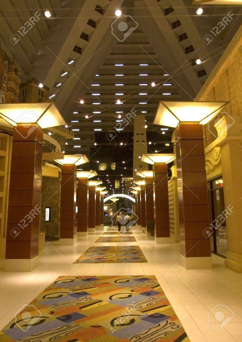 Lobby in luxury hotel  Stock Photo - 15583808