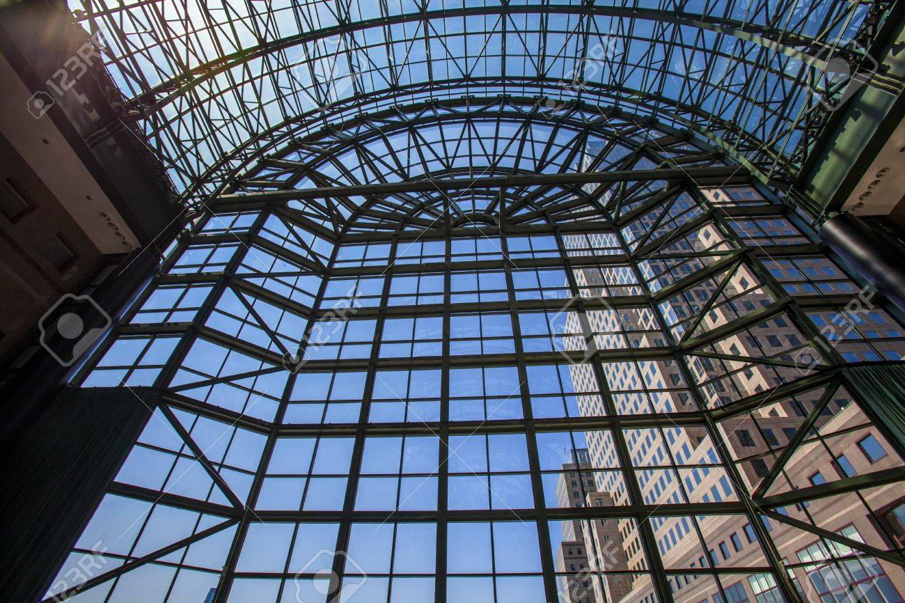 world financial center winter garden atrium manhattan new