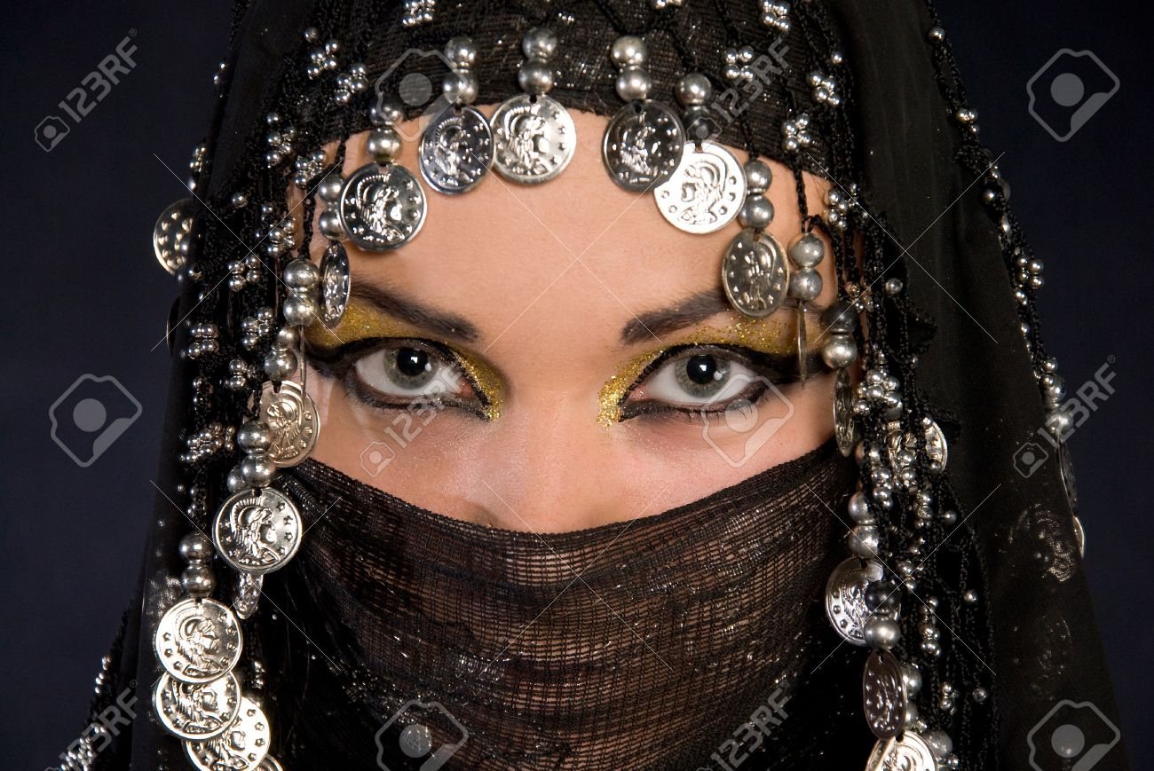 Girl arabic Let's talk
