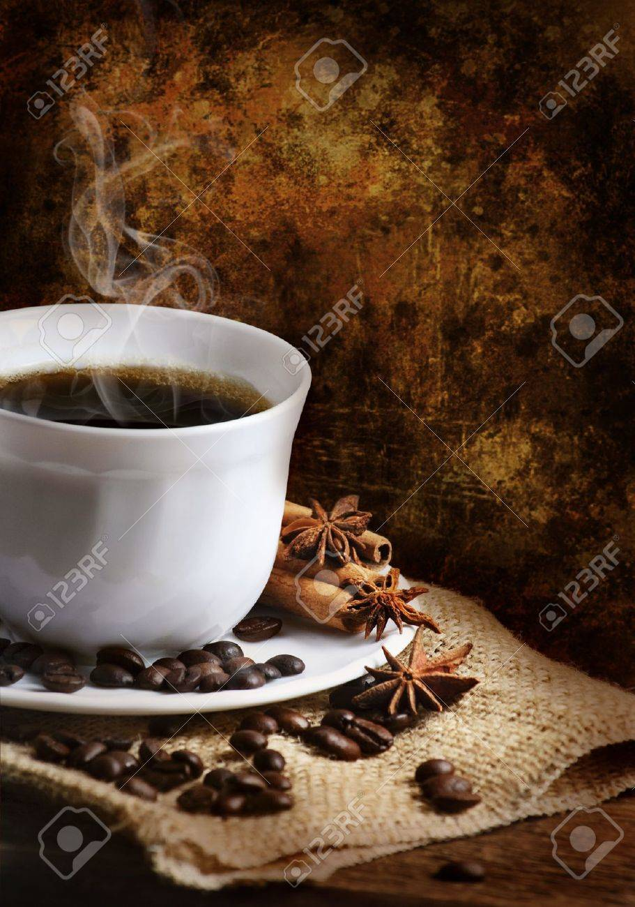 Cup of coffee Stock Photo - 10430903