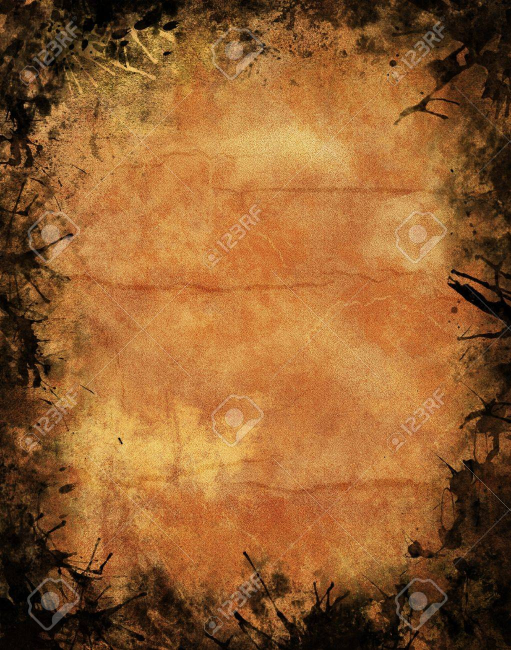 Grunge textured background for halloween poster Stock Photo - 15312693