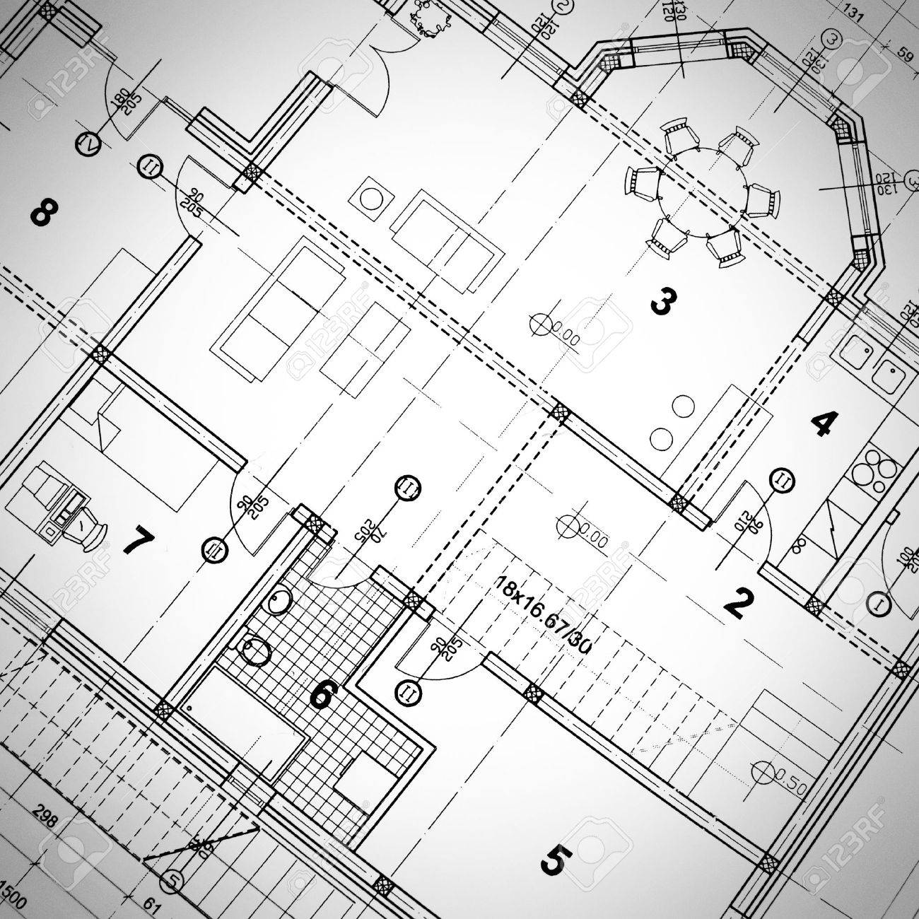 Part of architectural project - 20410876