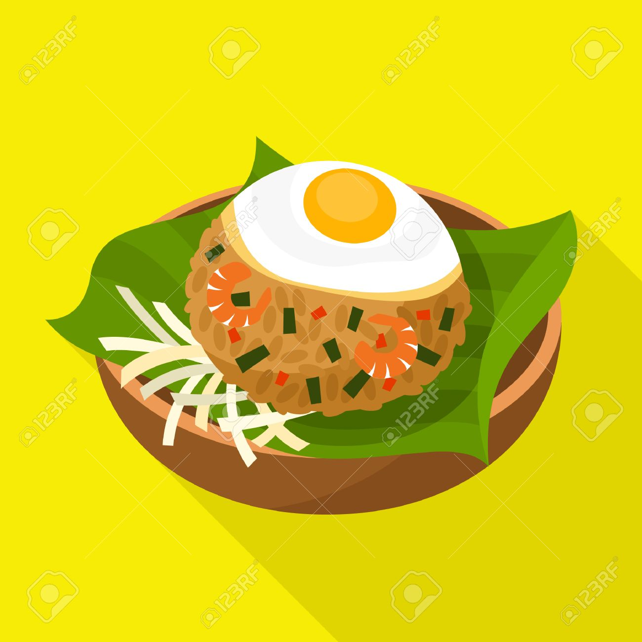 nasi goreng icon indonesian fried rice royalty free cliparts vectors and stock illustration image 39840570 nasi goreng icon indonesian fried rice