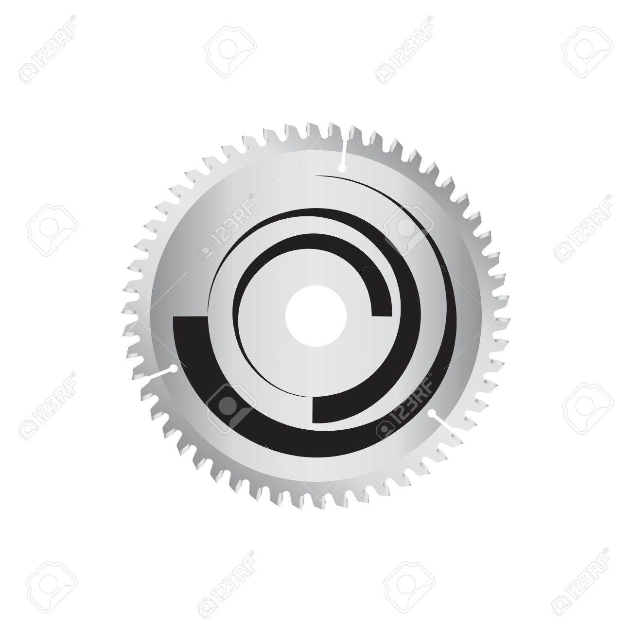 Circular saw disk object is isolated royalty free cliparts vectors circular saw disk object is isolated stock vector 68099773 buycottarizona Choice Image