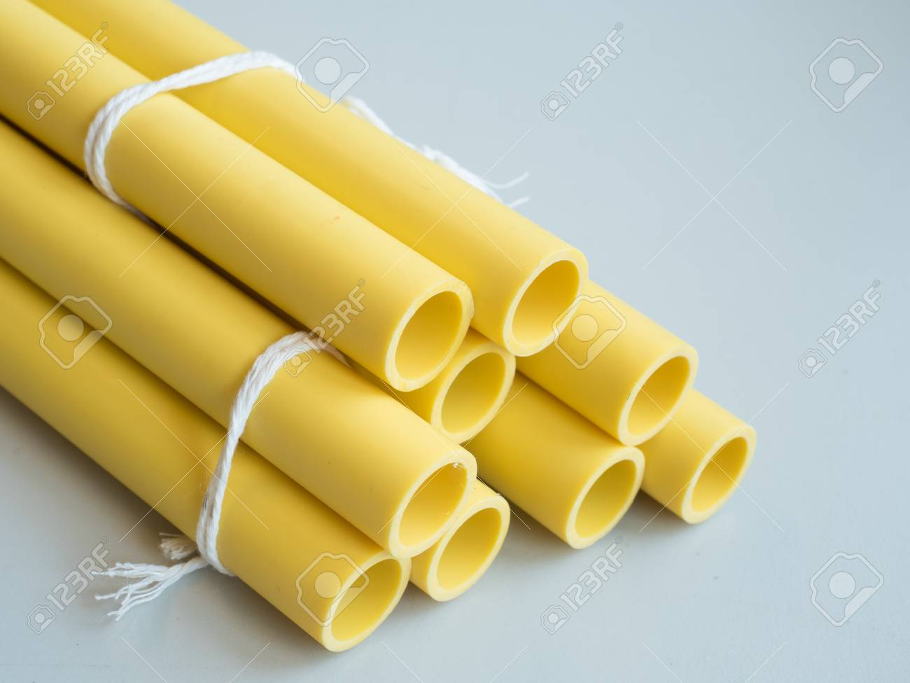 Pvc, Polyvinyle Chloride Pipe , For Using In Wiring Electrical ...