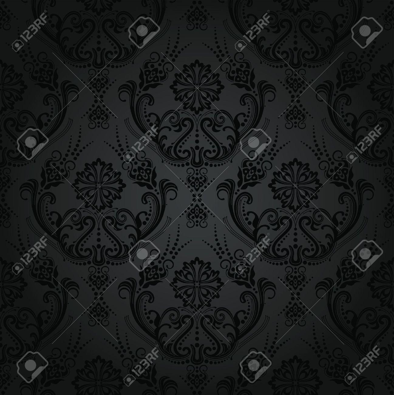 Dikisiz lks siyah iek am duvar kad deseni royalty free dikisiz lks siyah iek am duvar kad deseni stok fotoraf 16991416 voltagebd Choice Image