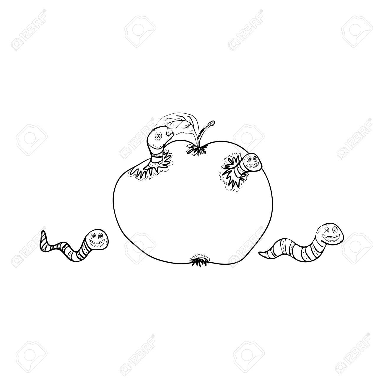 76497766-cartoon-zwarte-inkt-wormen-eten-appel-en-kruipen-ge%C3%AFsoleerde-vector-eps-10-hand-getrokken-op-een-witte.jpg
