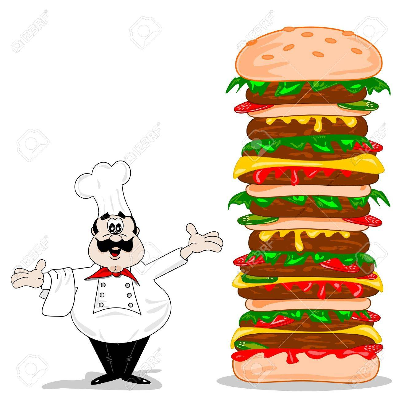 Chef Cartoon Stock Photos Pictures Royalty Free Chef Cartoon