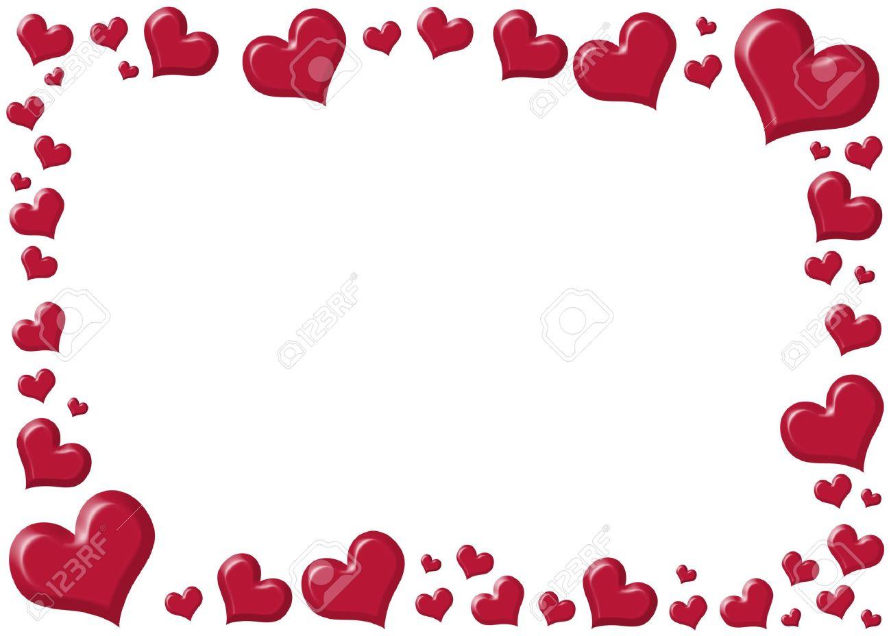 heart frame stock photo 644458
