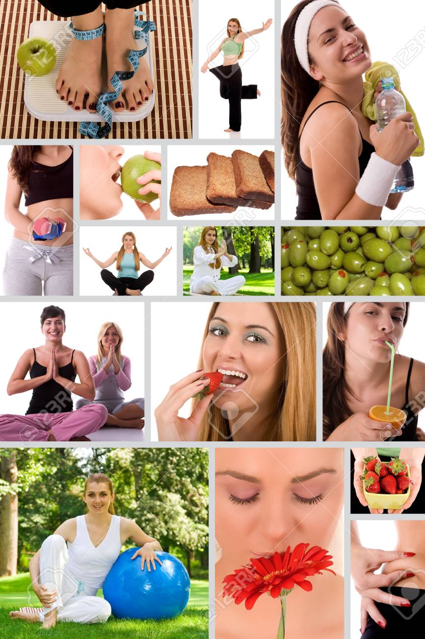 Healthy lifestyle concept. Stock Photo - 3985900