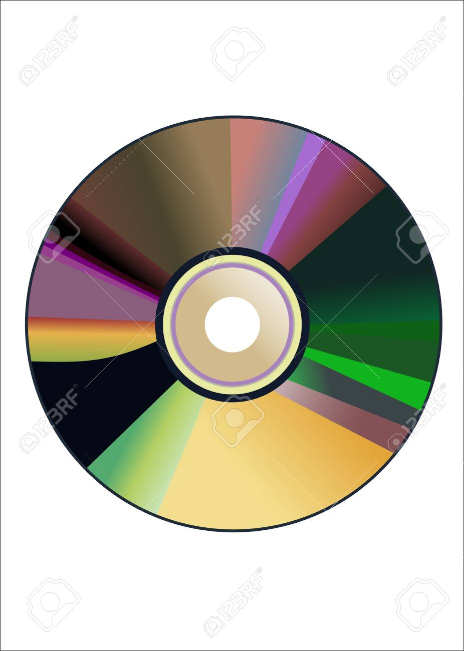 disk Stock Vector - 13928685