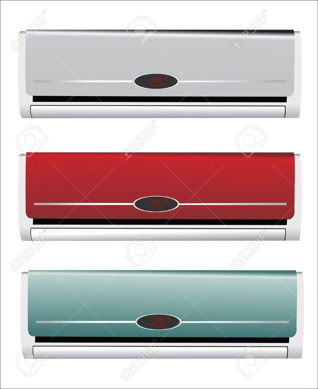 Air conditioner Stock Vector - 13928687