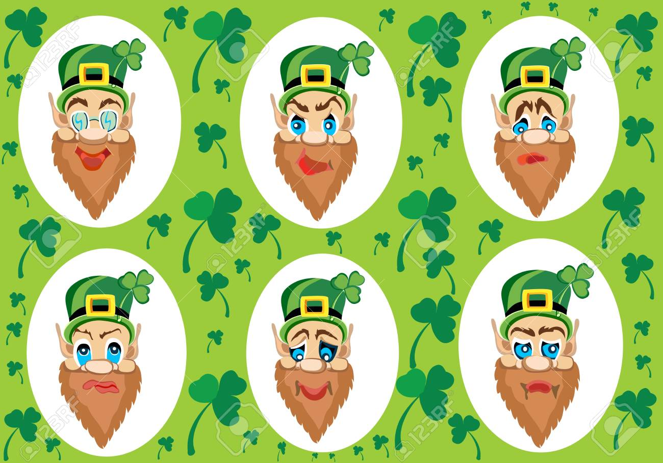 St  Patrick s Day Stock Vector - 13953881