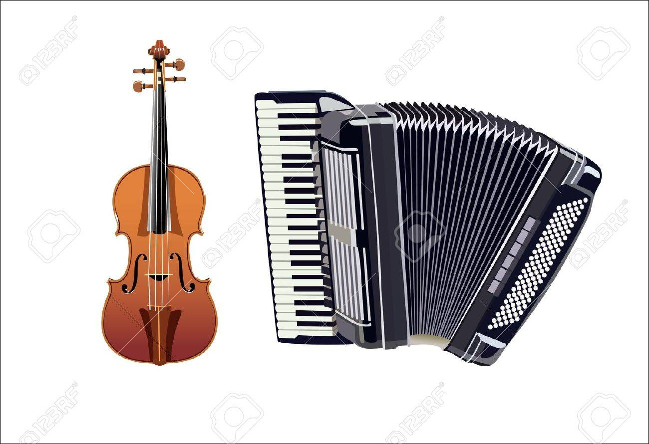 Musical instruments Stock Vector - 14328198