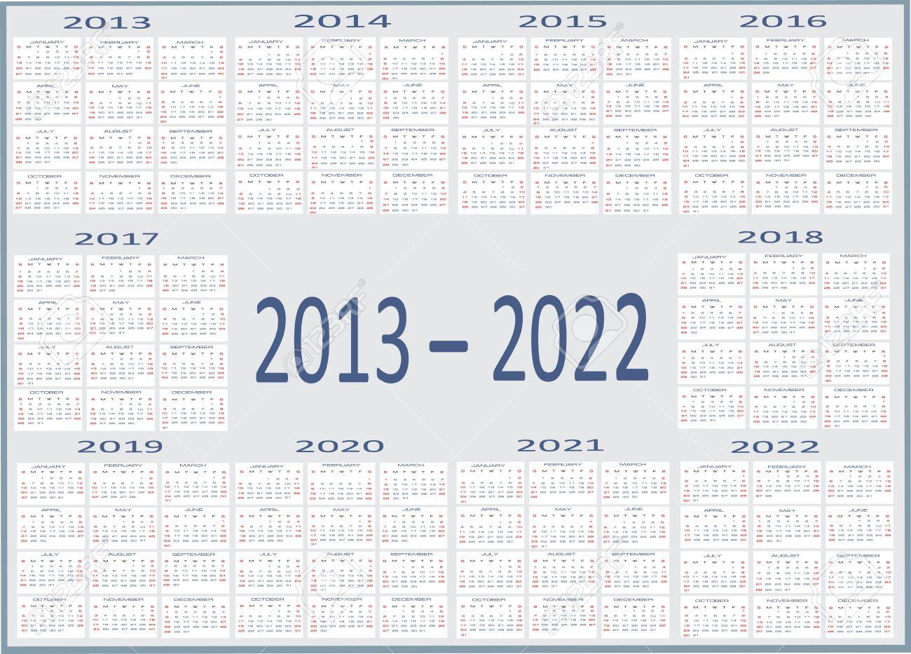 New Year 2013, 2014, 2015, 2016, 2017, 2018, 2019, 2020, 2021 ...