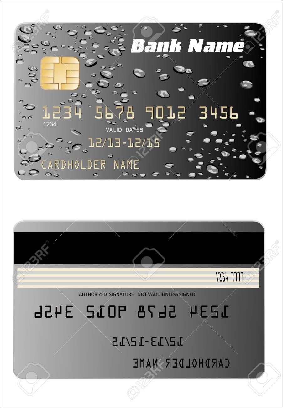credit cards - 17207361
