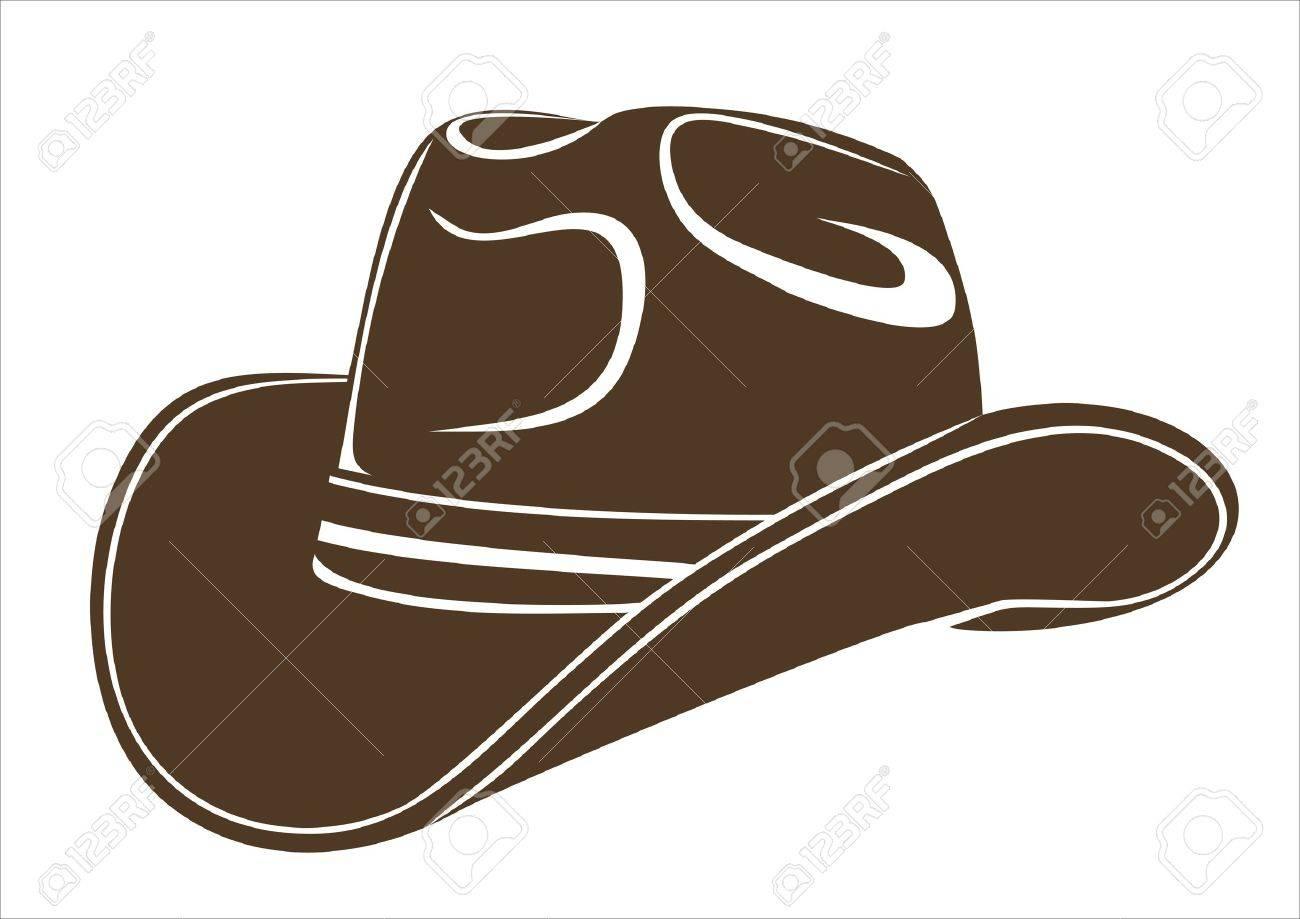 Excepcional Botas De Vaquero Y Sombrero Para Colorear Galería ...