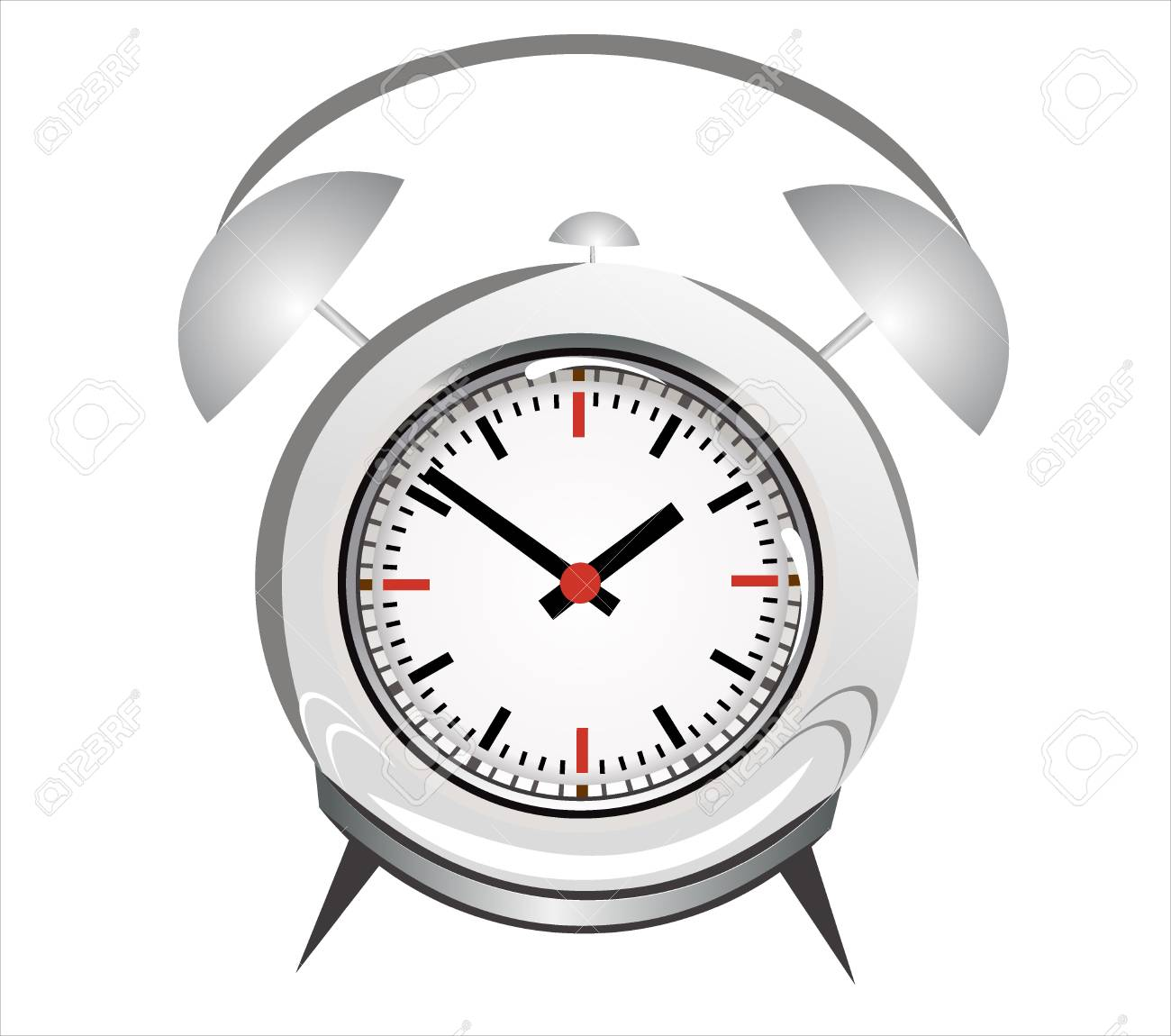 alarm clock Stock Vector - 18464584