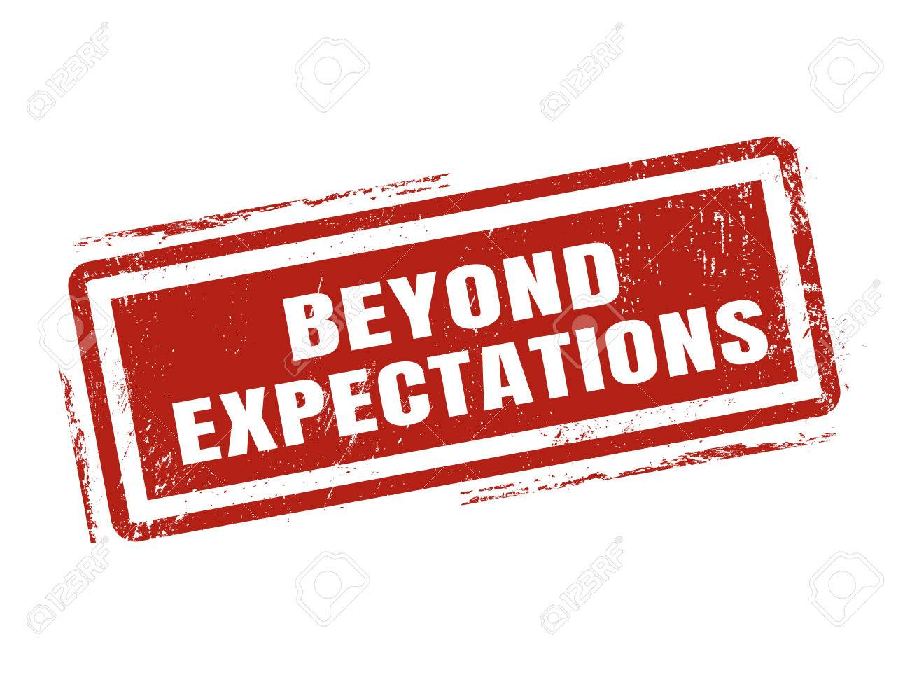 5 Reviews for Beyond Expectations