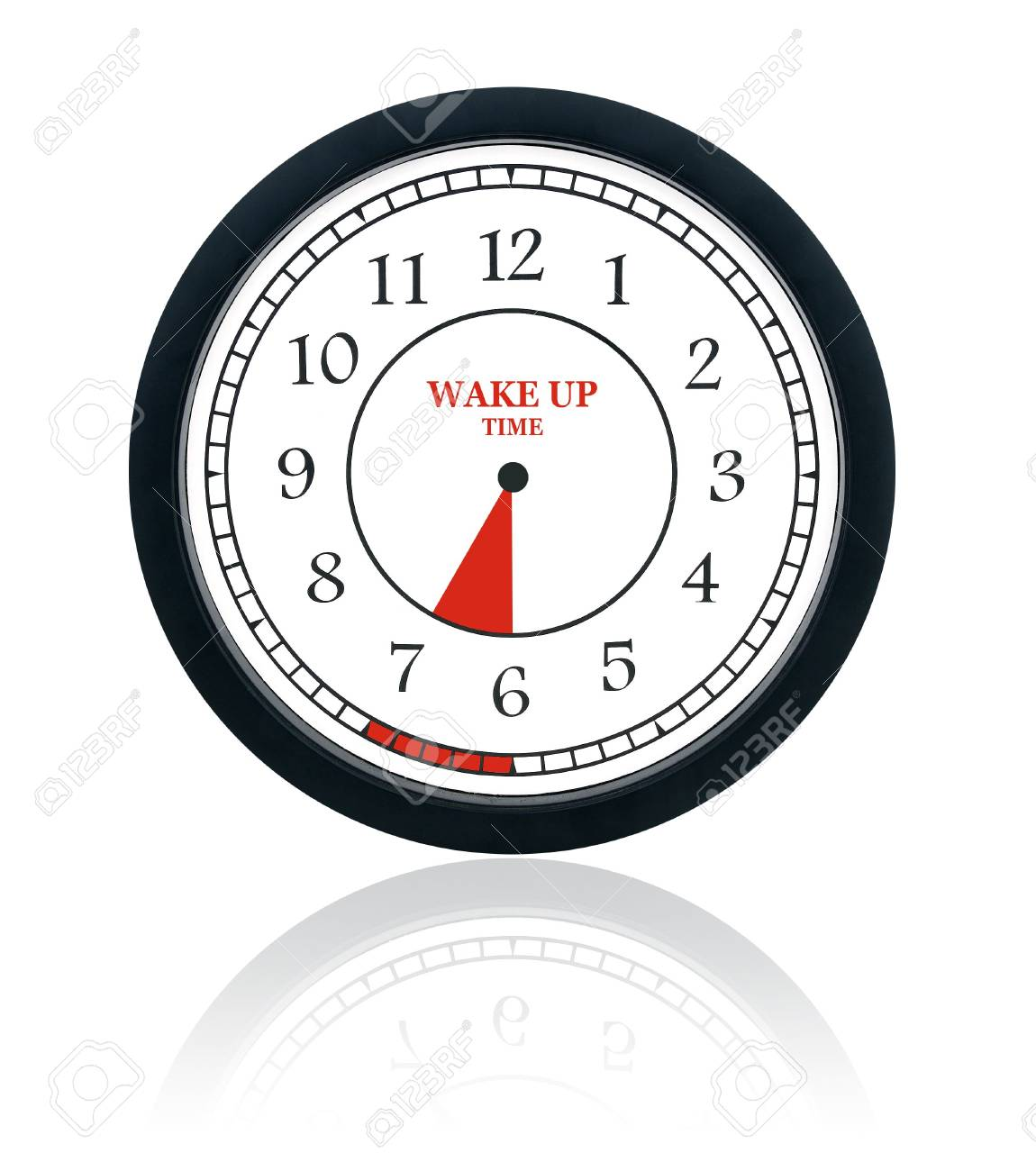 Wake up time Stock Photo - 2379638