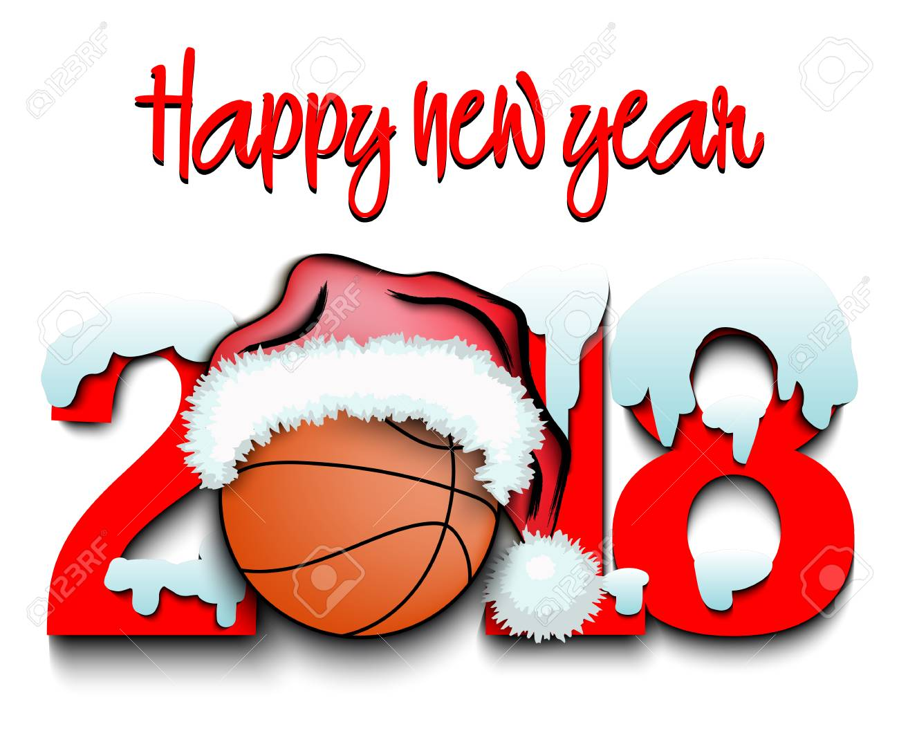 http://previews.123rf.com/images/mityaypg/mityaypg1711/mityaypg171100364/90585422-snowy-new-year-numbers-2018-and-basketball-in-a-christmas-hat-with-basketball-boots-vector-illustrat-Stock-Vector.jpg