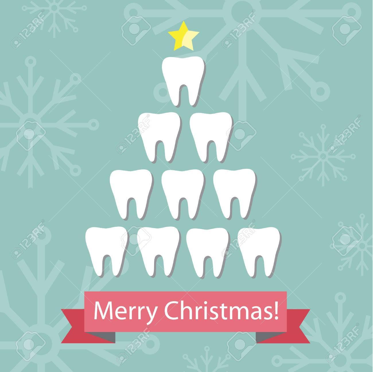 Dental Christmas Card. Royalty Free Cliparts, Vectors, And Stock ...
