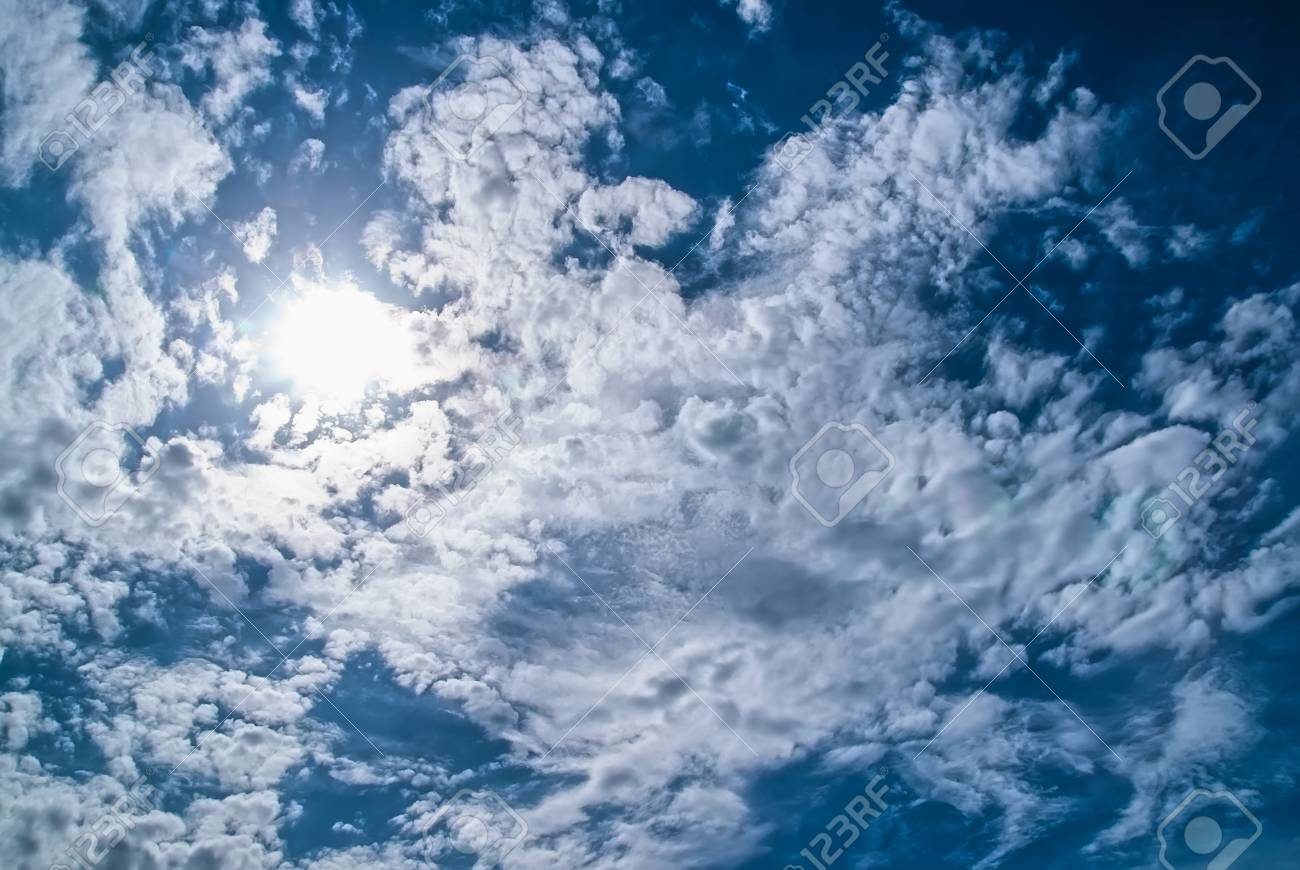 clouds Stock Photo - 13897589