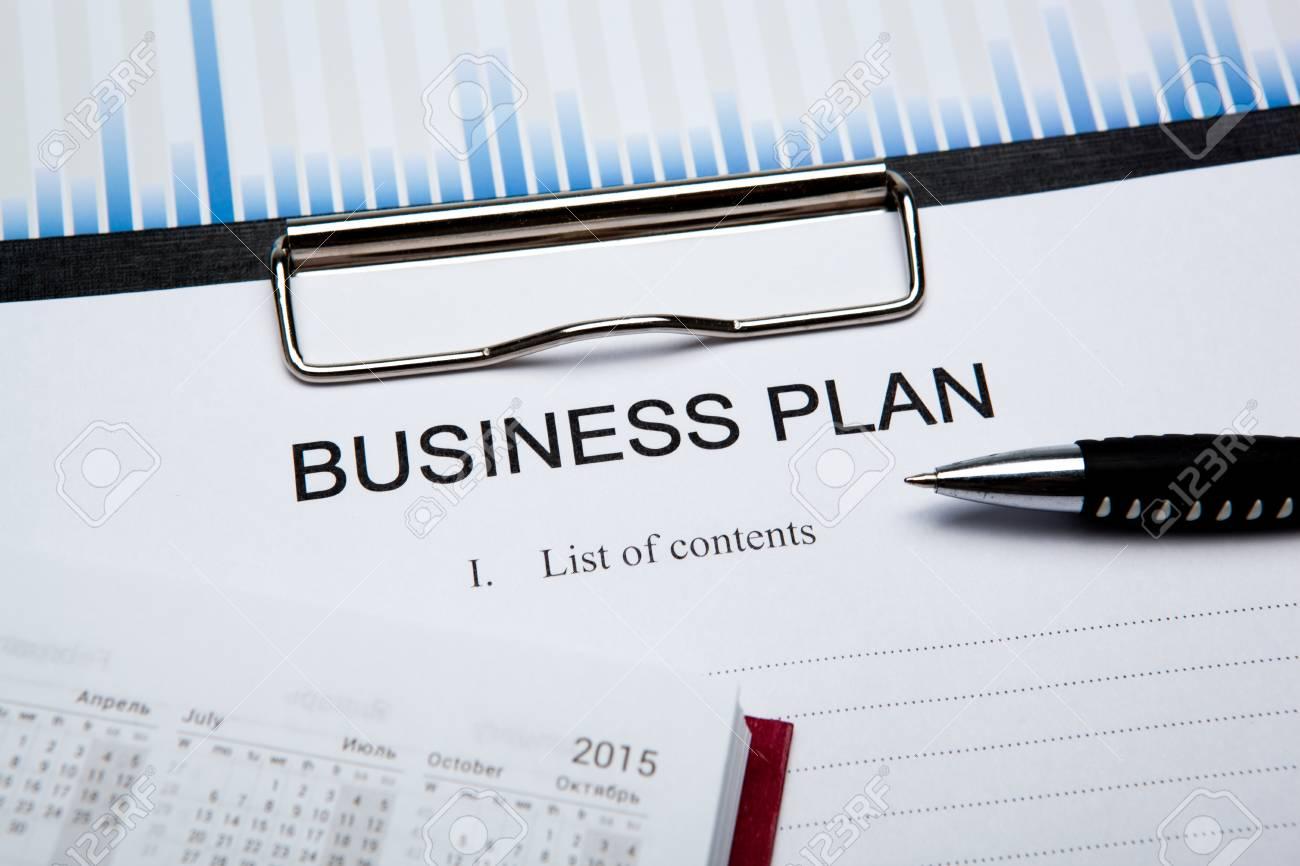 Supplier business plan