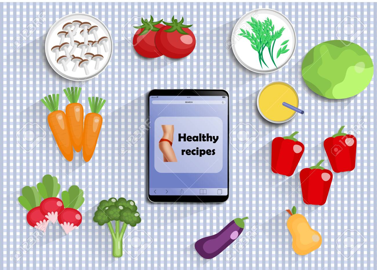 project on healthy living