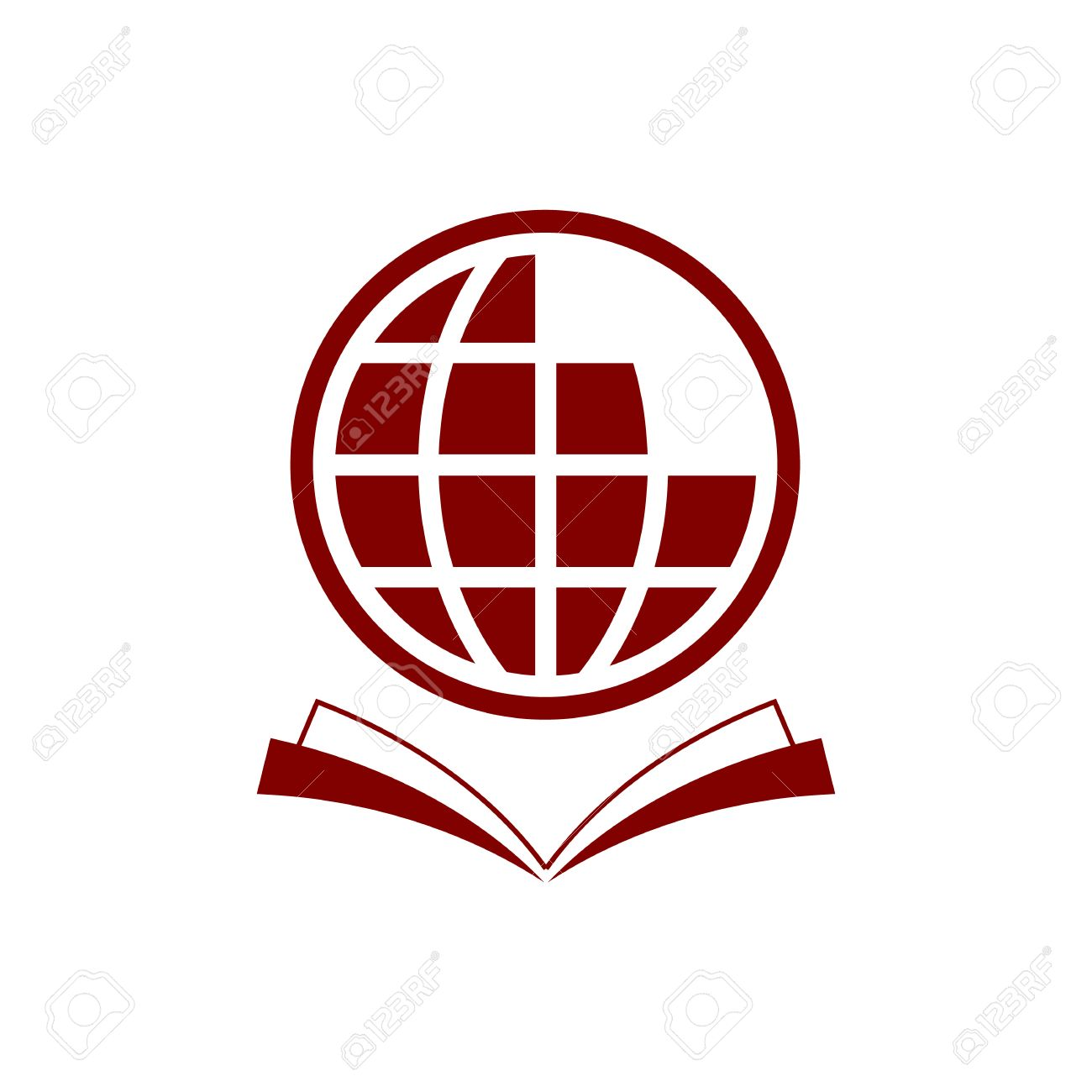 news icons world globe symbols open book sign education world globe symbols open book sign education literature square flat