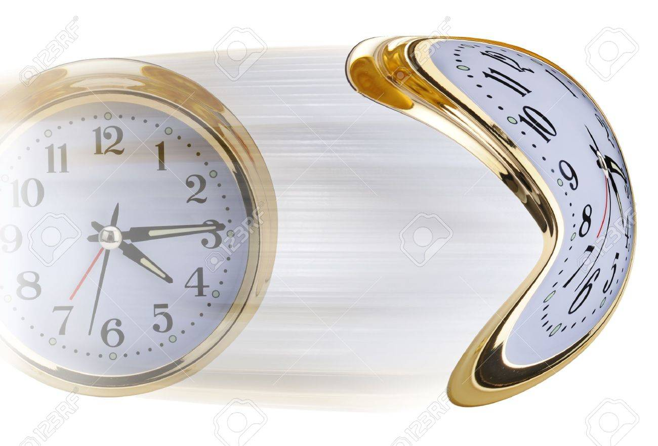 My how time flies. Stock Photo - 8398209