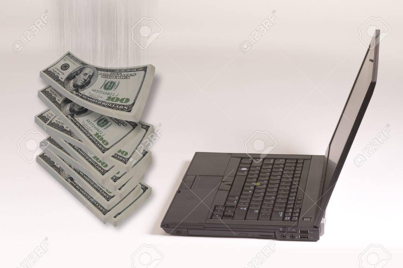 E-Commerce. Stock Photo - 11835376