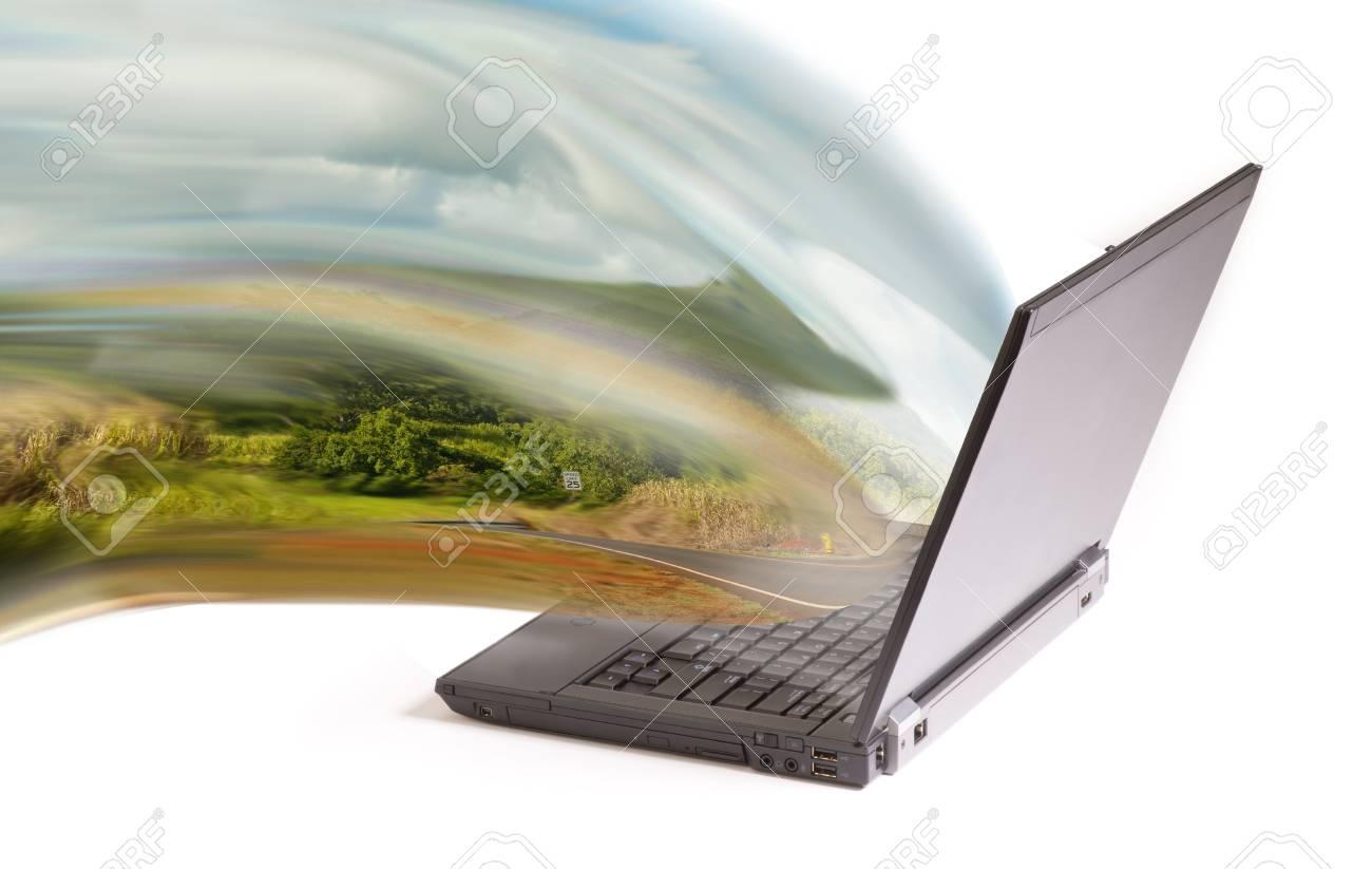 Laptop Computer Stock Photo - 11915663