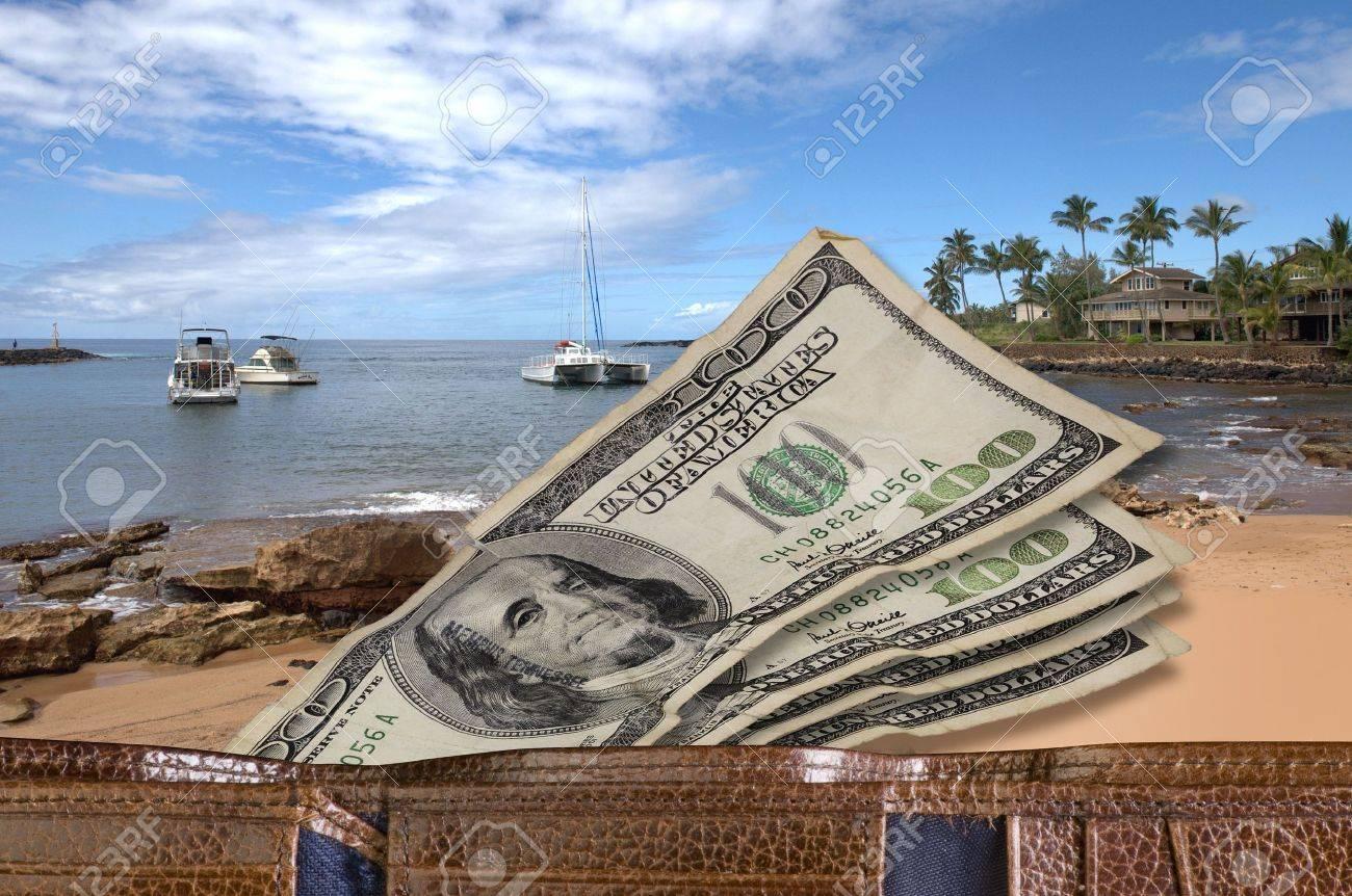 Vacation Money Stock Photo - 16228110