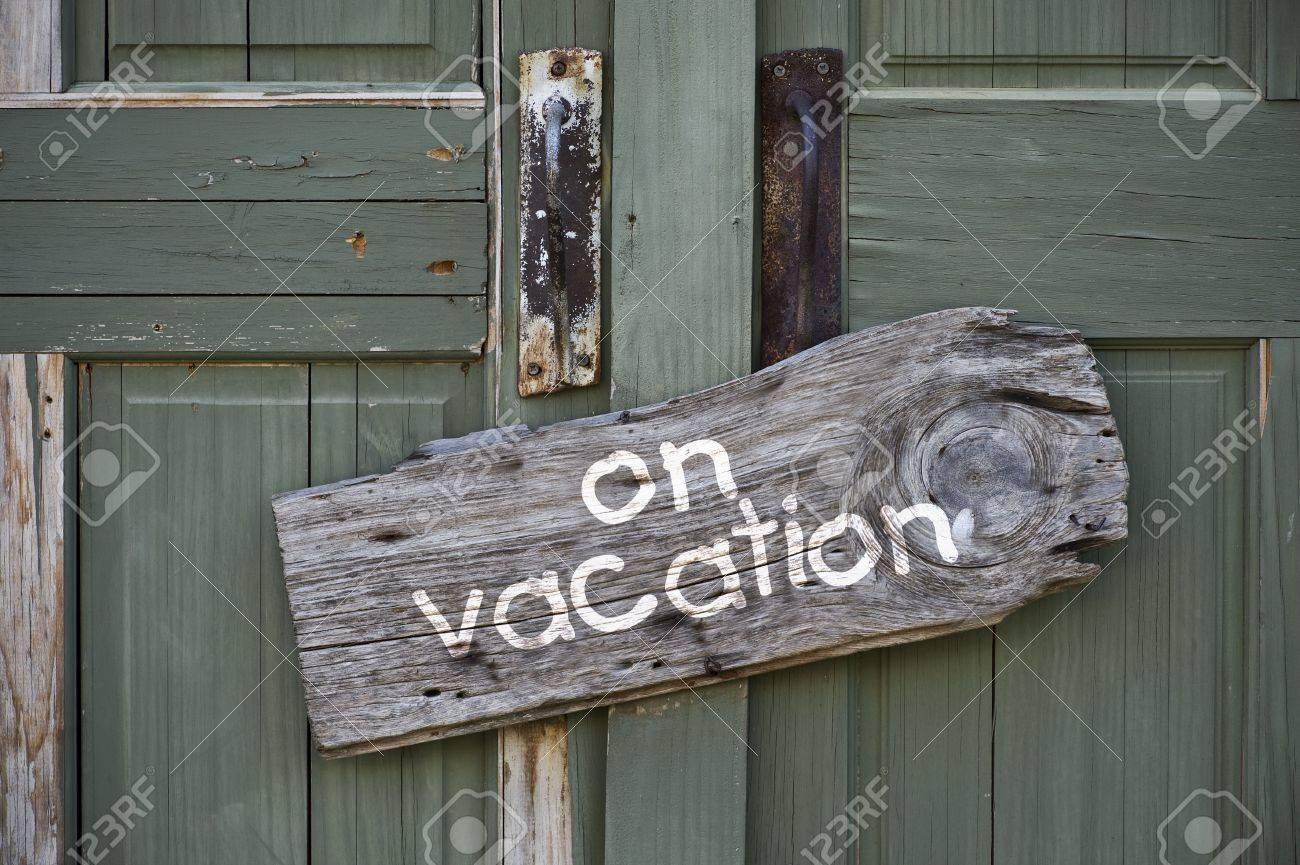 On Vacation Stock Photo - 21620125