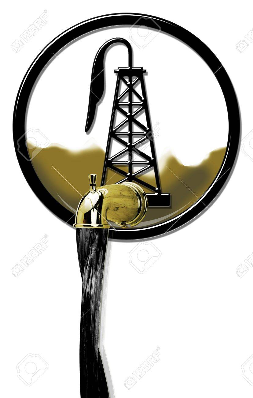 Oil Production Stock Photo - 21863560