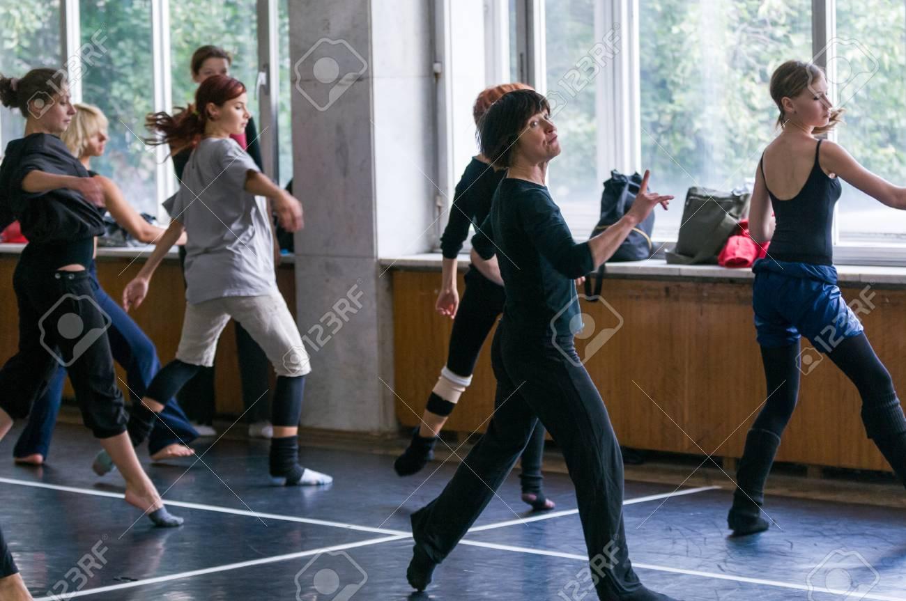 Dance school in Moscow 80