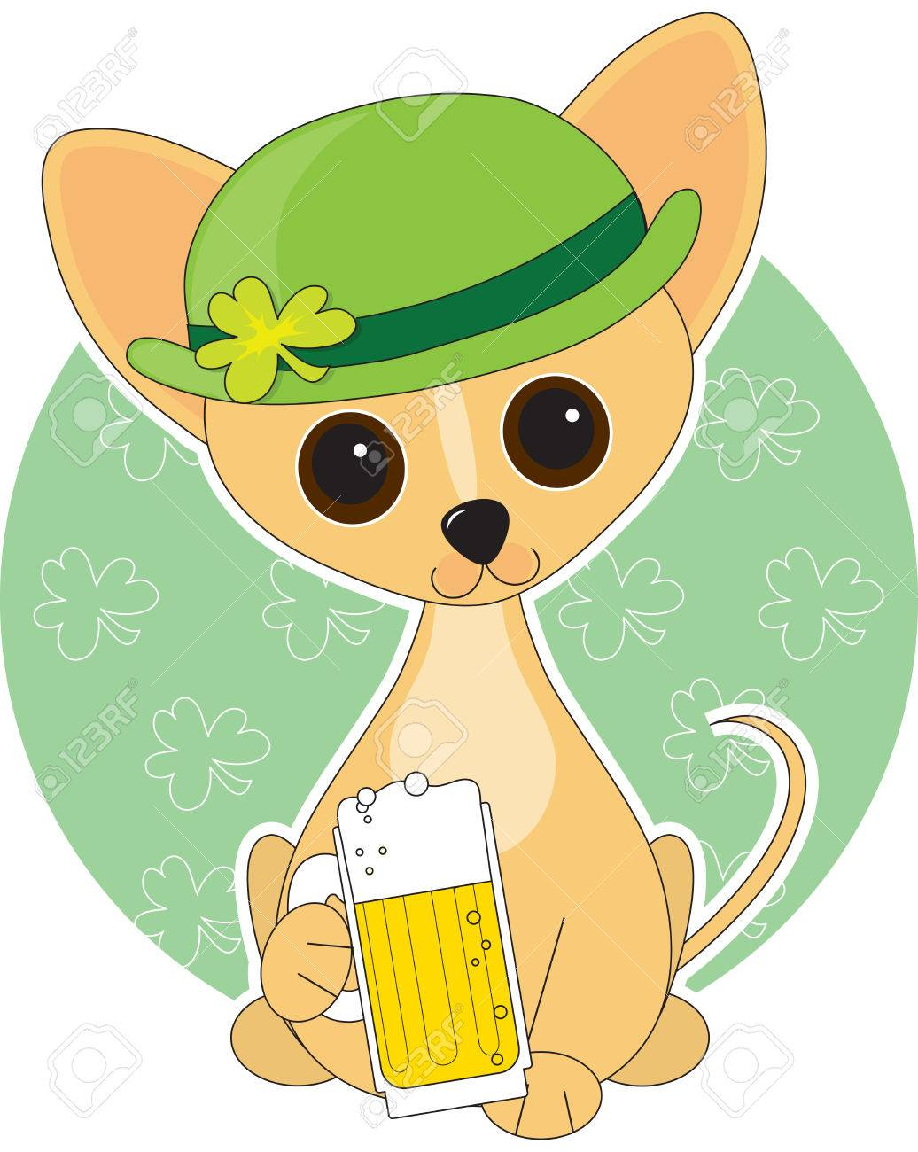st patricks day dog stock photos u0026 pictures royalty free st