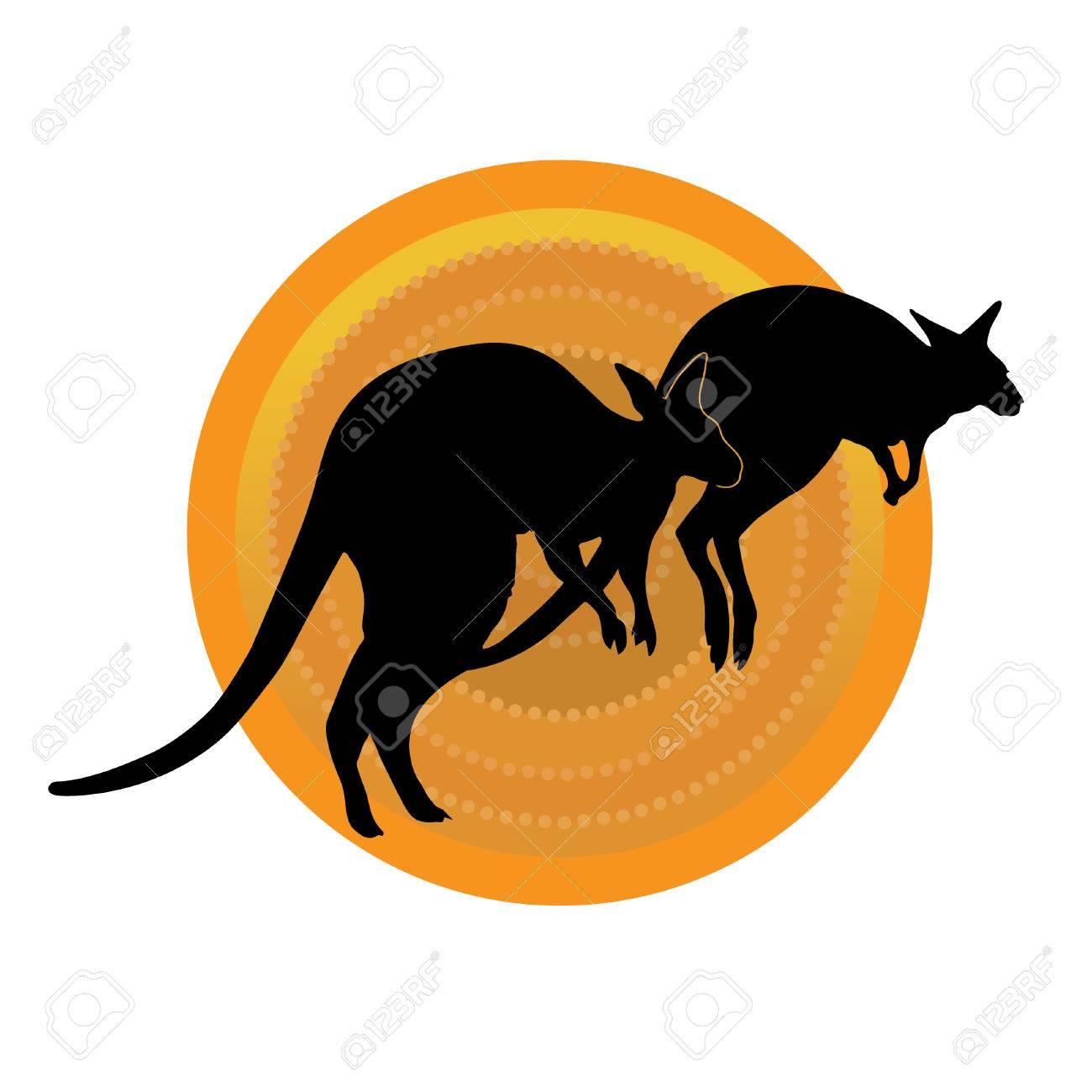 Kangaroo Sun - 66083935