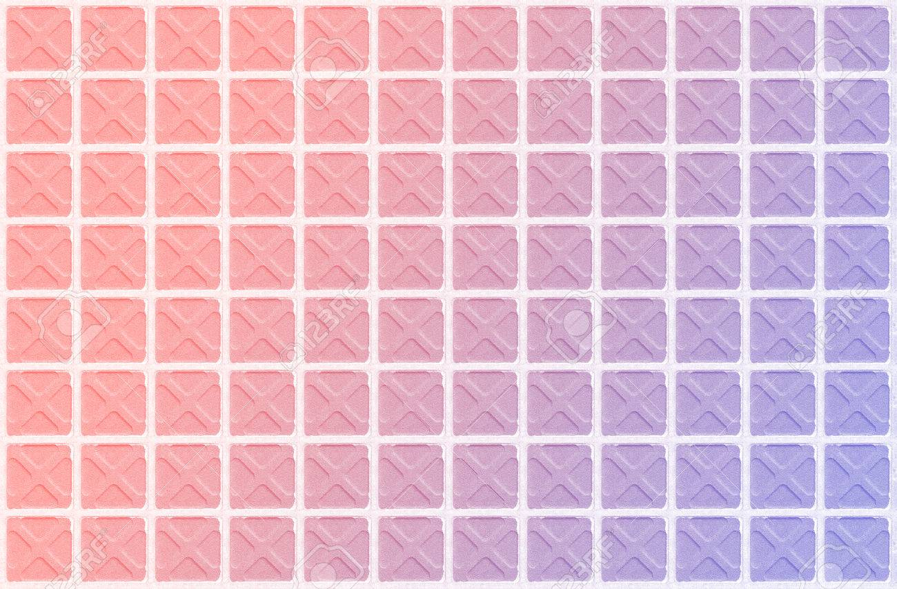 Sweet pink and purple square floor tile texture background sweet pink and purple square floor tile texture background seamless vintage tone stock photo dailygadgetfo Image collections