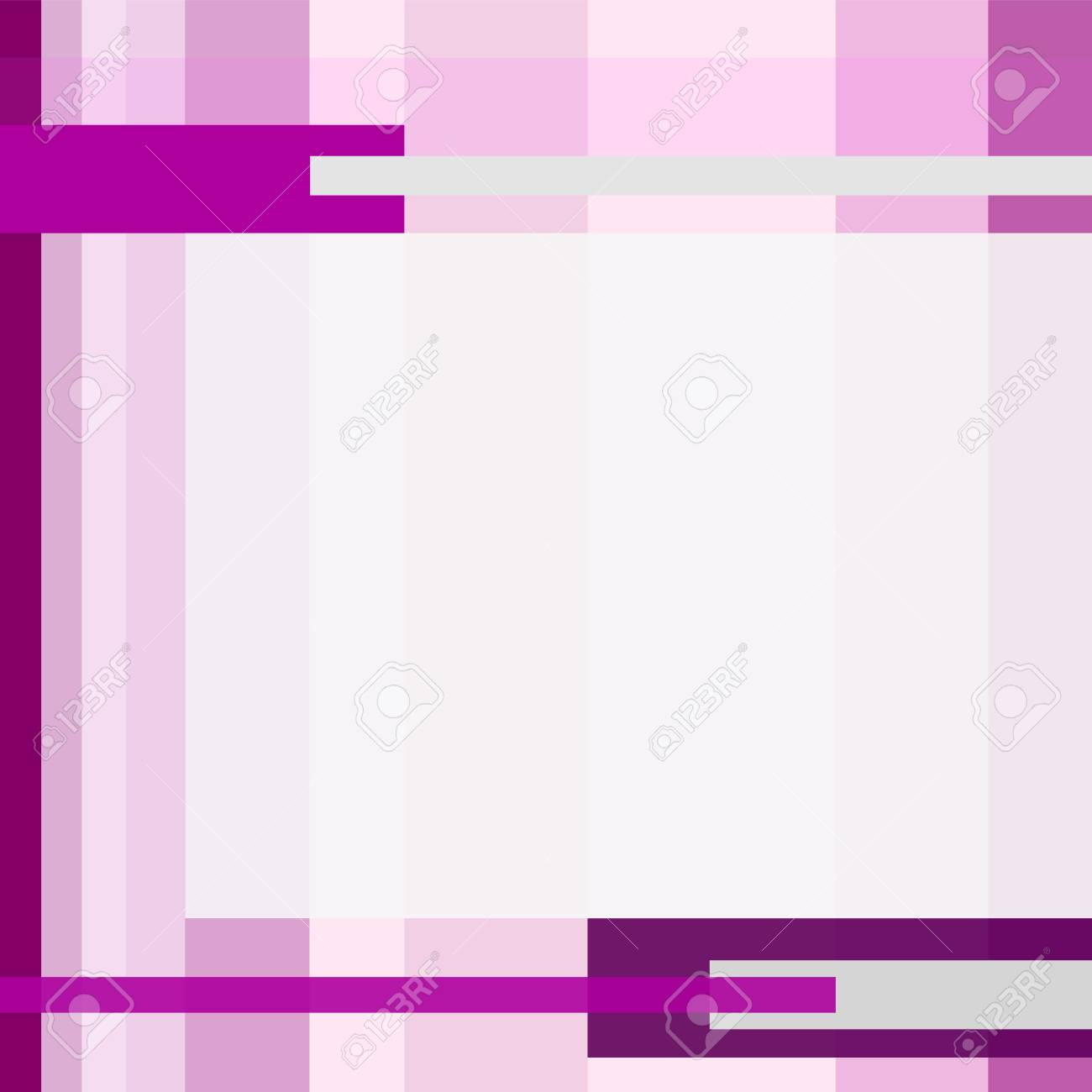 geometric flat template with light text box abstract pattern