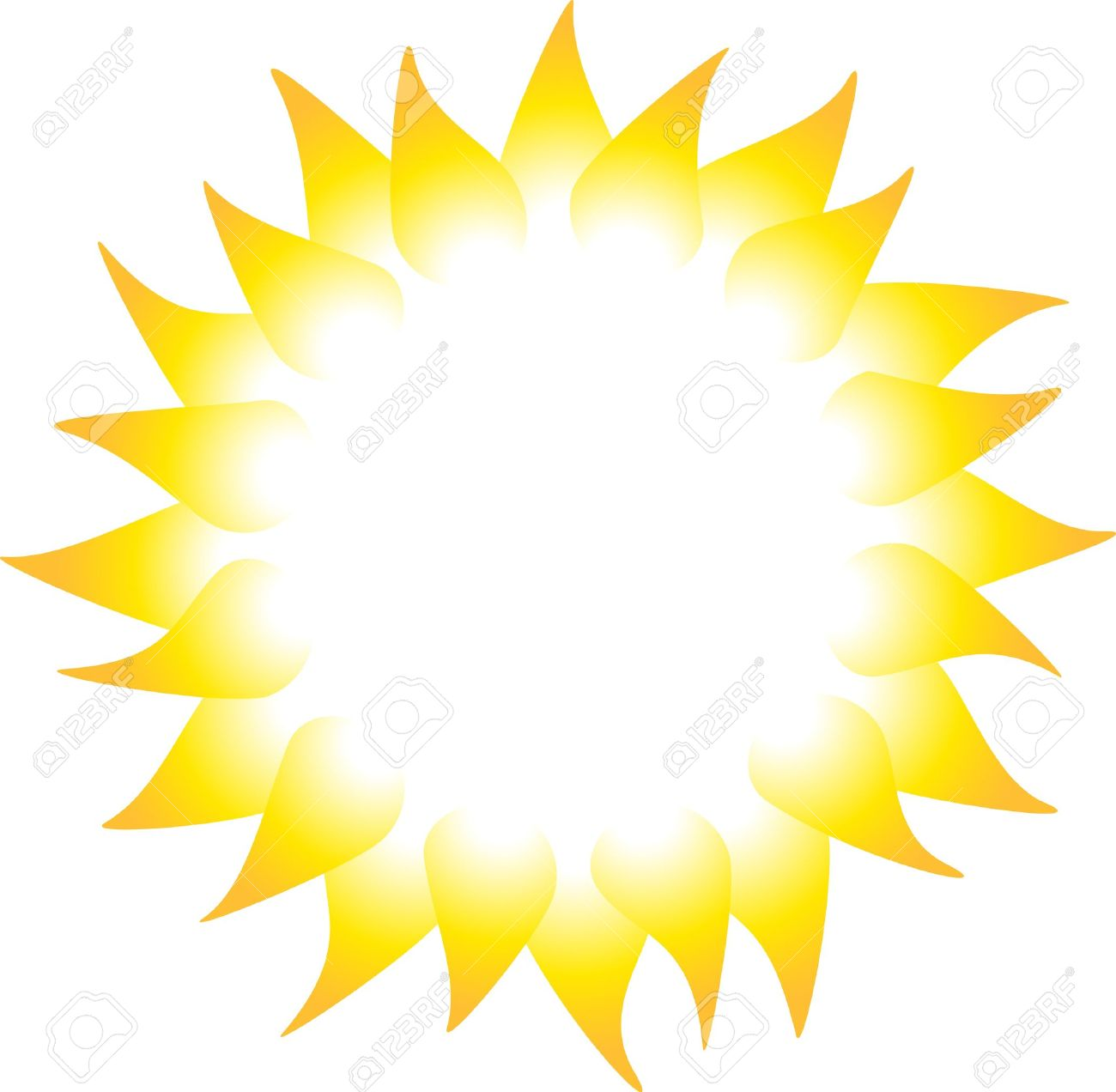 sun rays isolated on white background royalty free cliparts vectors rh 123rf com