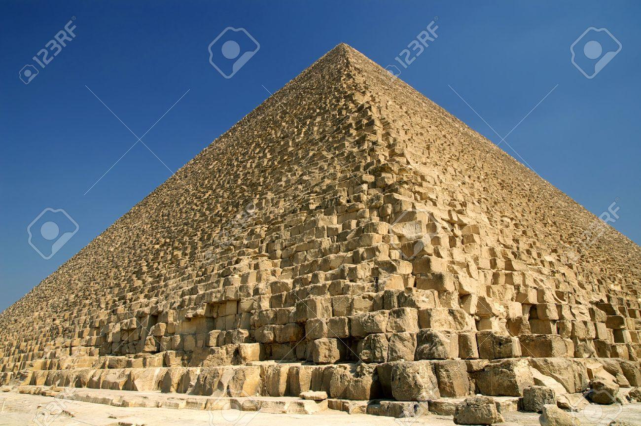essay on ancient egyptian pyramids