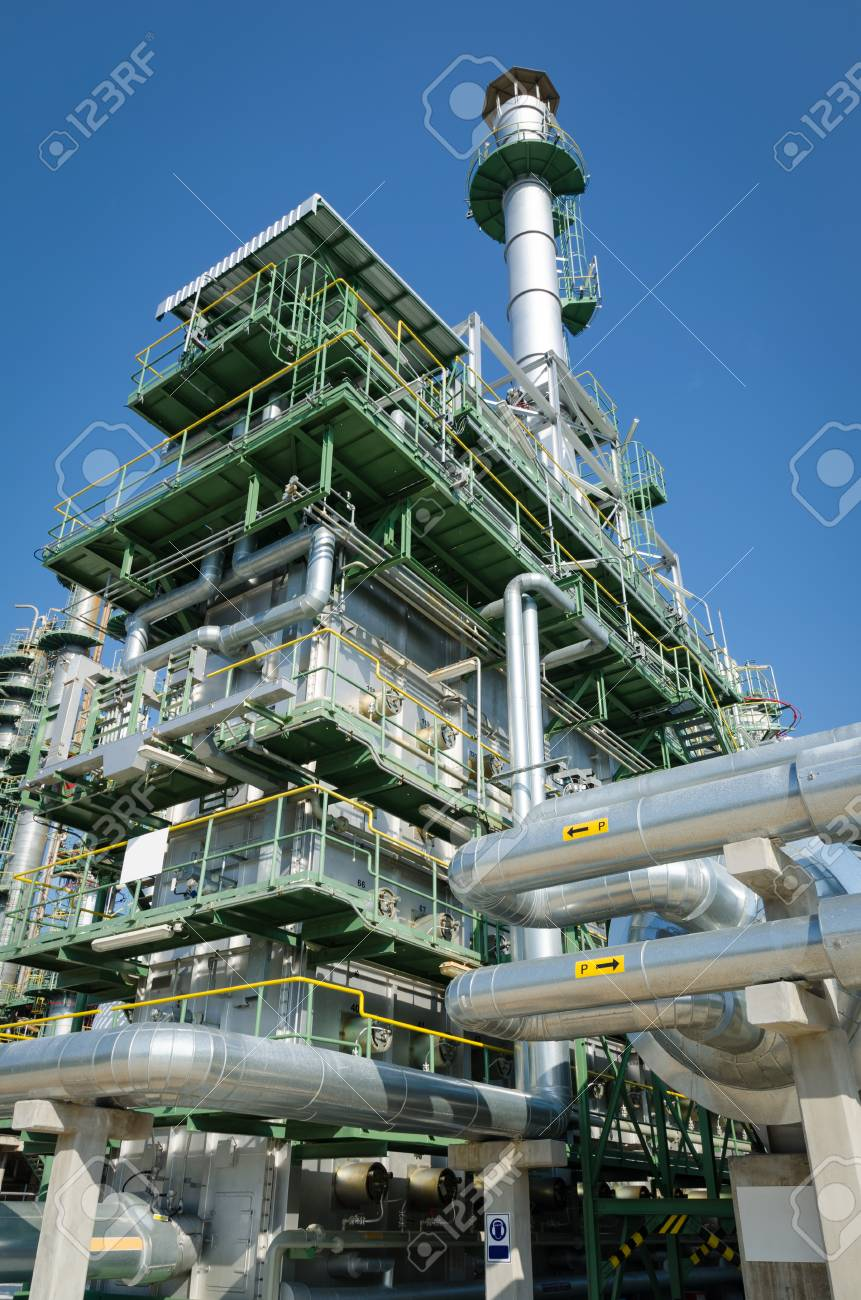 what is petrochemical waste