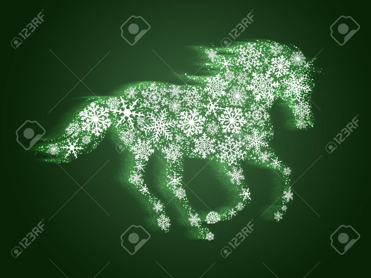 Happy New Year Horse Images 28
