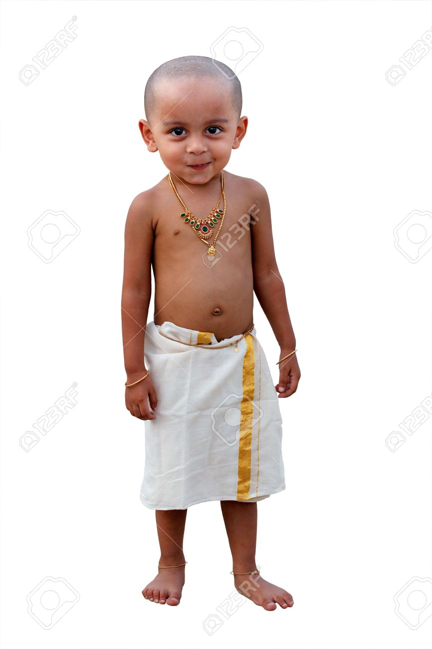 5d530e0704843 Cute and handsome happy indian boy with naughty smile waering traditional  south indian(kerala)