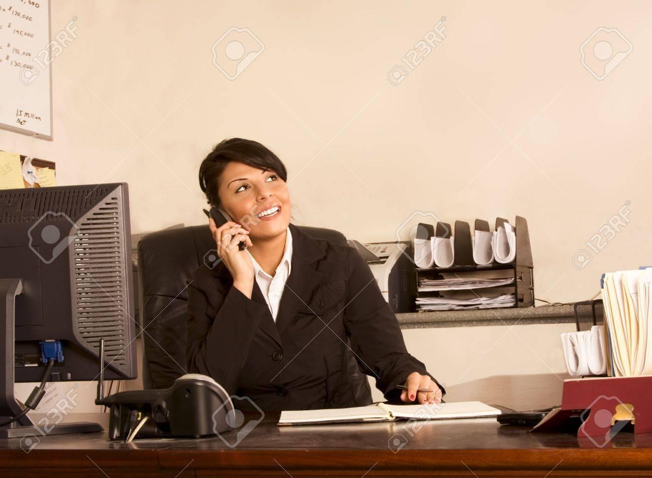 Executive assistant Stock Photo - 2823642