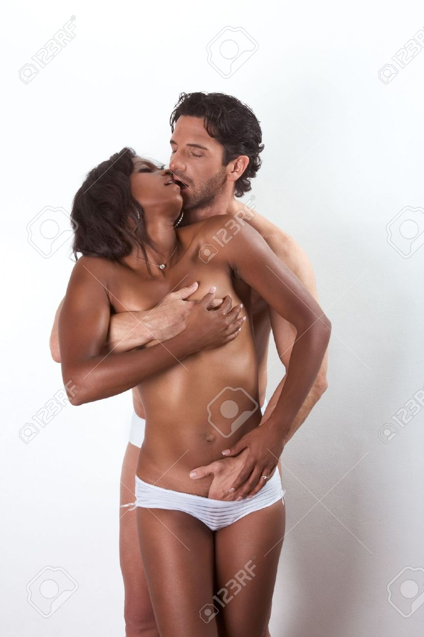 Interracial Male Nude