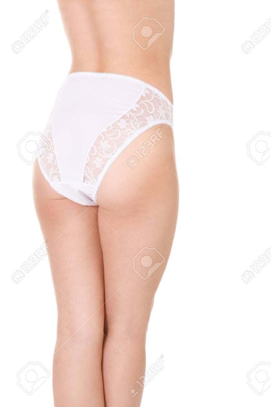 Torso of fashion model in sexy underwear Stock Photo - 9241040